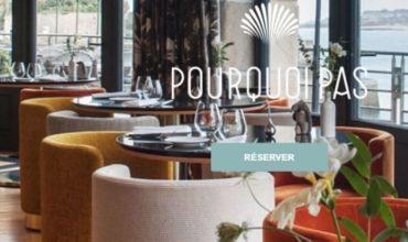restaurant Pourquoi Pas à Dinard